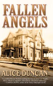 Fallen Angels: A Mercy Allcutt Mystery