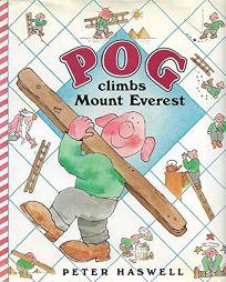 Pog Climbs Mount Everest