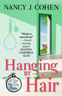 Hanging by a Hair: A Bad Hair Day Mystery