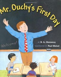 Mr. Ouchys First Day