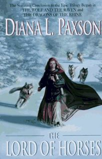 The Lord of the Horses: Vol. 3 in the Wodan Trilogy