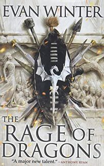 The Rage of Dragons The Burning #1