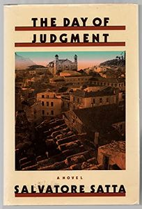 The Day of Judgment: Salvatore Satta