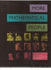 More Mathematical People: Contemporary Conversations