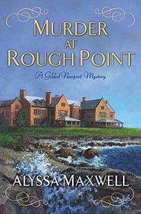 Murder at Rough Point: A Gilded Newport Mystery
