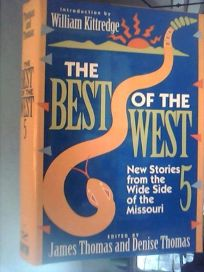 The Best of the West 5: New Stories from the Wide Side of the Missouri