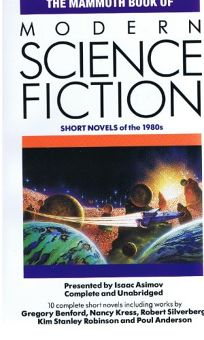 Mammoth Book of New World Science Fiction: Short Novels of the 1960s