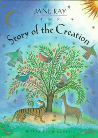children s book review the story of the creation by jane ray