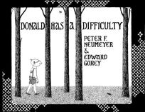 Donald Has a Difficulty