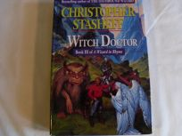The Witch Doctor: Book III of a Wizard in Rhyme