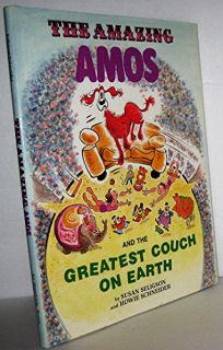 The Amazing Amos and the Greatest Couch on Earth
