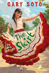 Childrens book review the skirt by gary soto author soto gary the skirt fandeluxe Gallery