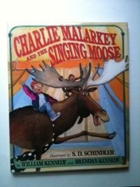 Charlie Malarkey and the Singing Moose: 9