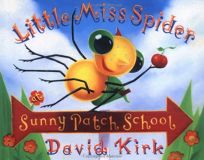 Little Miss Spider at Sunny Patch