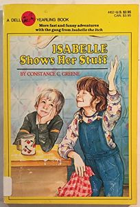 Isbelle Shows Her St
