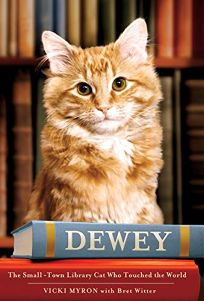 Dewey: The Small-Town Library Cat Who Touched the Heart of the World
