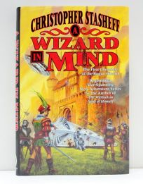 A Wizard in Mind: The First Chronicle of the Rogue Wizard