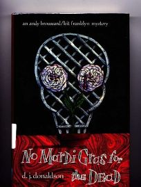 No Mardi Gras for the Dead: An Andy Broussard/Kit Franklin Mystery