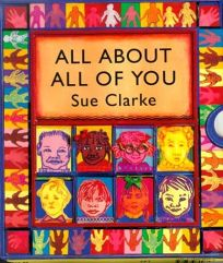 All about All of You - Boxed Set of 4: Faces; Feelings; Bodies; Clothes