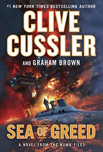 Sea of Greed: A Novel of the NUMA Files
