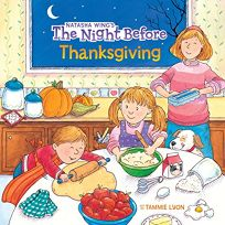 The Night Before Thanksgiving the Night Before Thanksgiving