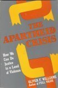 The Apartheid Crisis: How We Can Do Justice in a Land of Violence