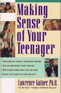 Making Sense of Your Teenager