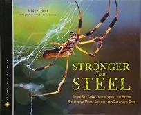 Stronger Than Steel: Spider Silk DNA and the Quest for Better Bulletproof Vests