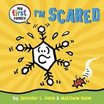 Im Scared My First Comics