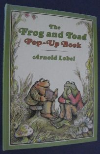 Frog & Toad Up Bk