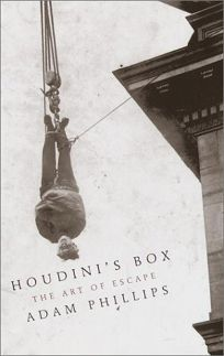 HOUDINIS BOX: On the Art of Escape