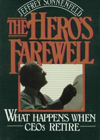 The Heros Farewell: What Happens When Ceos Retire