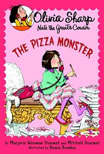 THE PIZZA MONSTER: Olivia Sharp