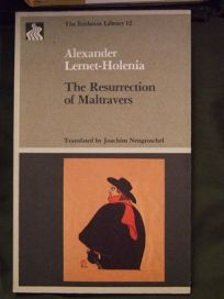 The Resurrection of Maltravers