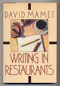 Writing in Restaurants