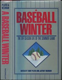 A Baseball Winter: The Off-Season Life of the Summer Game