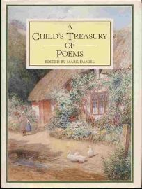 A Childs Treasury of Poems
