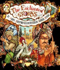 The Enchanted Storks: A Tale of Bagdad