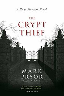 The Crypt Thief: A Hugo Marston Novel