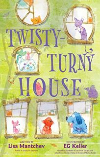 Twisty-Turny House