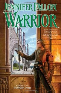Warrior: Book Two of the Wolfblade Trilogy