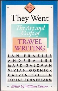 They Went: Travel Writing CL