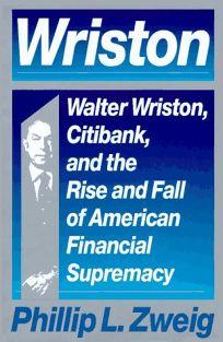 Wriston: Walter Wriston
