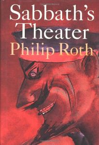 Fiction Book Review: Sabbath's Theater by Philip Roth ...