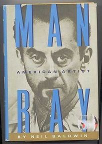 Man Ray American Artist