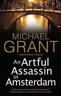 An Artful Assassin in Amsterdam