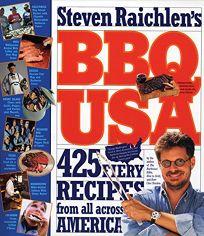 BBQ USA: 450 Fiery Recipes