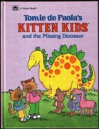 Missing Dinosaur Kitten Kids