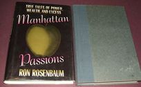 Manhattan Passions: True Tales of Power