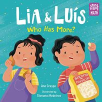 Lia & Luís: Who Has More? Storytelling Math